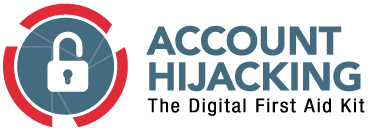 Digital First Aid Kit - Account Hijacking